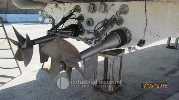 Immagine n. 4 - 1#3489 Gommone Cabinato Scugnizzo 12.70 mt.