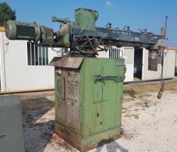 Compressore Mattei macchina da fonderia Sider e spara anime - Lotto  (Asta 3494)