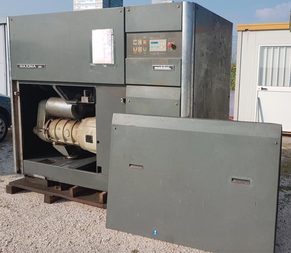 1#3494 Compressore Mattei Maxima 55