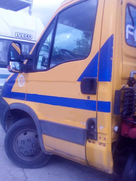 Immagine n. 5 - 1#3495 Autogru Iveco 50 E4 per soccorso stradale