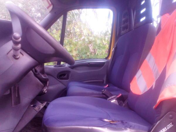 Immagine n. 6 - 1#3495 Autogru Iveco 50 E4 per soccorso stradale