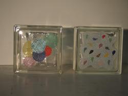 Stock of glass blocks - Lot 3 (Auction 3496)