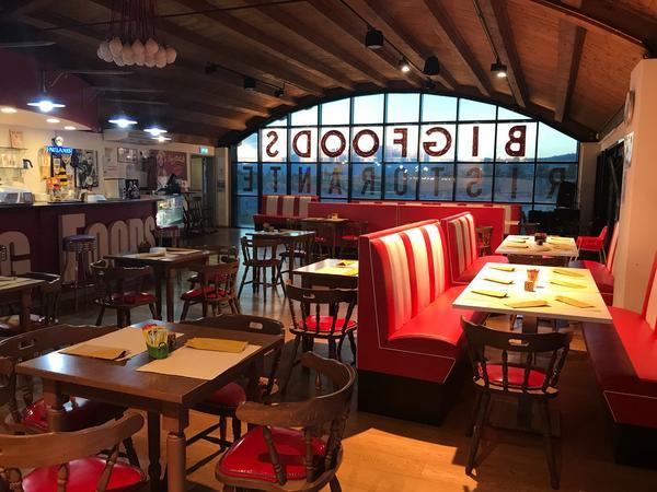 Lotto Cessione attivita di ristorazione Big Foods e4add264140