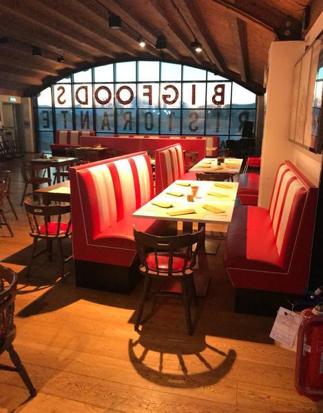 Overview. Immagine 1 - Cessione attività di ristorazione Big Foods - Lotto  ... dbf53979aec