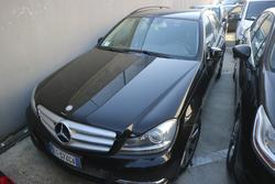 Mercedes C220 vehicle - Lot 16 (Auction 3502)