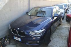 Bmw 116D vehicle - Lot 17 (Auction 3502)