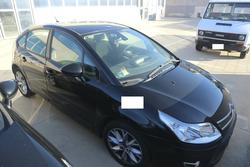 Citroen C4 vehicle - Lot 6 (Auction 3502)