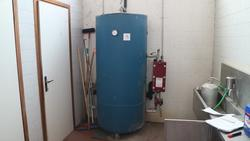 Boiler with system - Lot 9 (Auction 3503)
