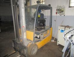 Jungheinrich forklift truck - Lote  (Subasta 3504)