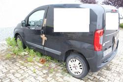 Fiat Fiorino van - Lot 2 (Auction 3508)