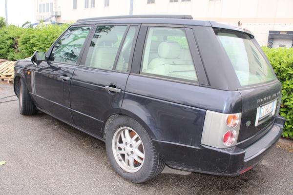 4#3508 Auto Range Rover