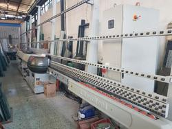 Bottero cutting line and Z Bavelloni profiling machine - Lot 0 (Auction 3510)