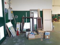 Equipment for windows and doors - Lot 2 (Auction 3511)