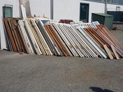 Wooden windows - Lot 3 (Auction 3511)