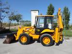 Immagine 2 - Mini terna JCB 2 DX - Lotto 1 (Asta 3513)
