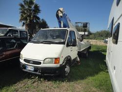 Ford Transit truck with aerial platform - Lot 1 (Auction 3514)