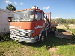 Iveco 115 truck with Stern crane - Lot 2 (Auction 3514)