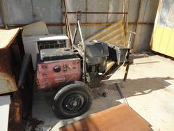 Mosa generator set  - Lot 4 (Auction 3514)