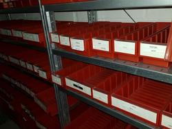 Warehouse shelving - Lot 5 (Auction 3517)