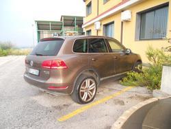Autovettura Volkswagen Touareg - Lotto 1 (Asta 3519)