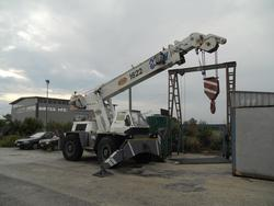 Bendini mobile crane - Lot 3 (Auction 3519)