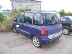 Autovettura Fiat Multipla - Lotto 8 (Asta 3519)