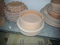 Terracotta vases and salad bowls - Lote 3 (Subasta 3522)