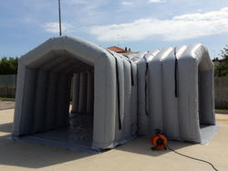Inflatable Tent - Lot 1 (Auction 3525)