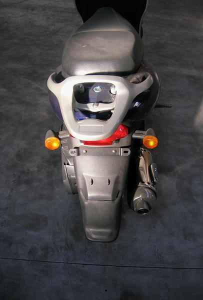 Immagine n. 2 - 14#3525 Scooter Fighter JL 125T-13