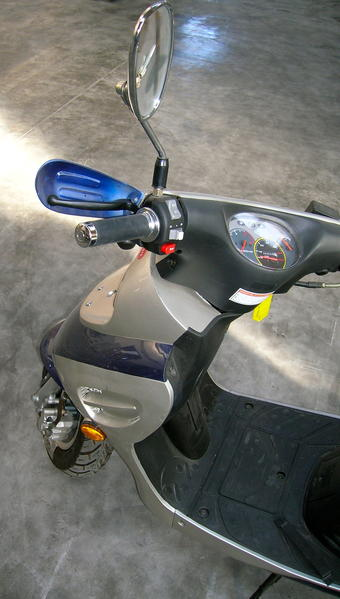 Immagine n. 4 - 14#3525 Scooter Fighter JL 125T-13