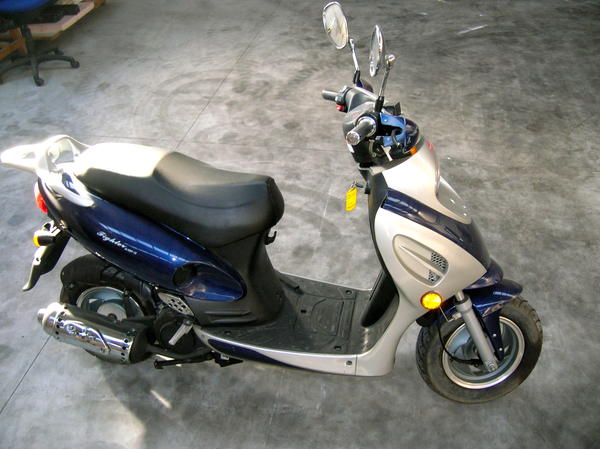 Immagine n. 9 - 14#3525 Scooter Fighter JL 125T-13