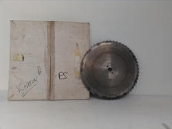Stock di lame disco di fresatura circolari - Lotto 23 (Asta 3525)