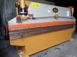 Somo 4000x50 Hydraulic Press Brake  - Lot 11 (Auction 3528)