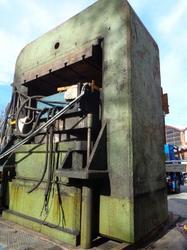 1200 Ton Hydraulic Press - Lot 13 (Auction 3528)