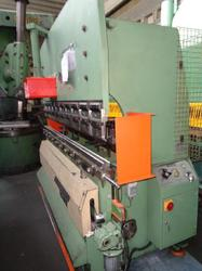Gasparini 2000x40 Press Brake - Lot 15 (Auction 3528)