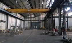 15 ton Omis Overhead Travelling Crane - Lot 17 (Auction 3528)
