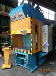 100 Ton Sahinler HKP 100 Hydraulic Press - Lot 18 (Auction 3528)
