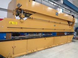 8200x80 Ton Minali Bending Press - Lot 19 (Auction 3528)