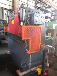 2000x25 Ton Gade Press Brake - Lot 21 (Auction 3528)
