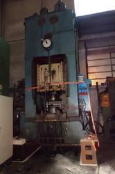 300 ton Ambrogio Galli Pneumatic Friction Press - Lot 6 (Auction 3528)
