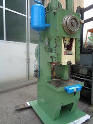50 Ton Colombo Pneumatic Friction Press - Lot 7 (Auction 3528)