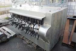 Contra rotational chicken plucking machine - Lot 10 (Auction 3529)