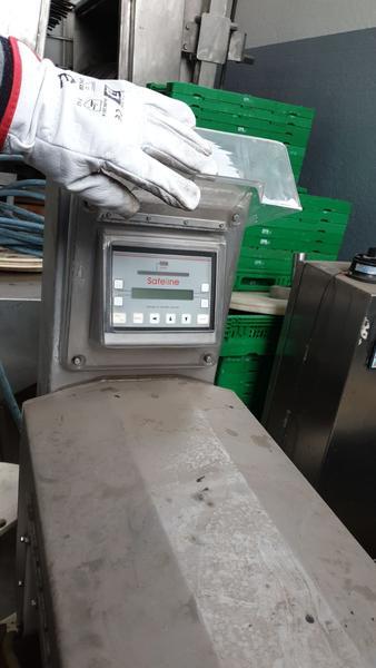 Immagine n. 4 - 23#3529 Metal detector Safeline