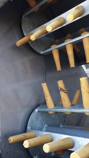 Immagine n. 6 - 25#3529 Spennatrice polli artigianale