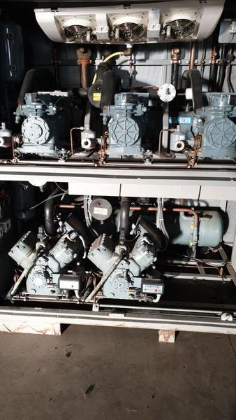 Immagine n. 2 - 26#3529 Gruppo compressori frigo