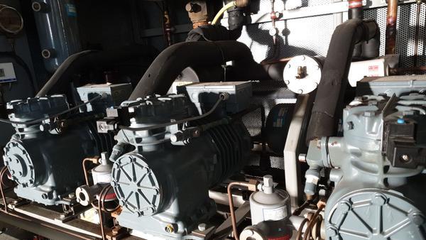 Immagine n. 6 - 26#3529 Gruppo compressori frigo