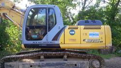 Escavatore idraulico New Holland Kobelco E215B - Lotto 3 (Asta 3530)