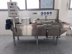 Pastorizzatore e macchina per produzione pasta Dominioni - Subasta 3536