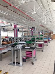 Conveyors assembly line for electronic equipment - Lot 1 (Auction 3537)