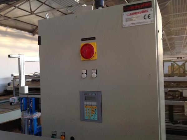 Immagine n. 5 - 1#3537 Linea di montaggio Conveyors apparecchiature elettroniche
